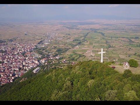 Florina,Greece - Η Φλώρινα από ψηλά