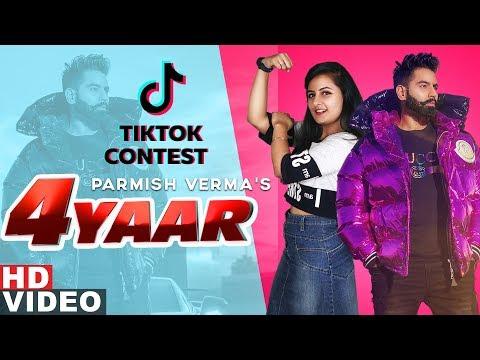 Tik Tok Contest   4 Yaar   Chance to meet Parmish Verma   Releasing On 25th Sept 2019