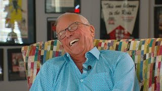 WATCH: Marty Brennaman's wife dishes on Reds broadcaster