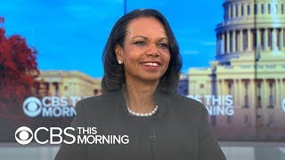 Condoleezza Rice reflects on George H.W. Bush's