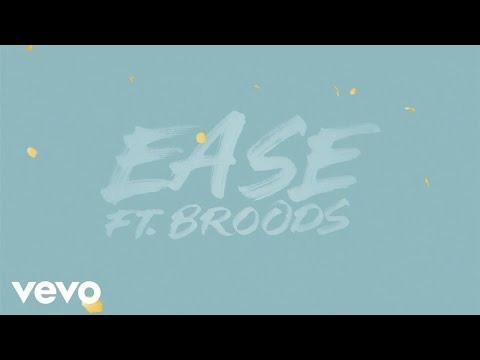 Troye Sivan  EASE Lyric  ft Broods