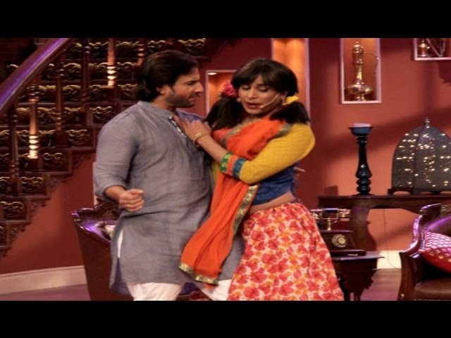 Comedy Nights With Kapil 1st December 2013 | New 'Guthi' Revealed Travel Video