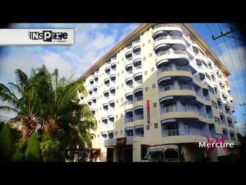 The Mercure Hotel Pattaya