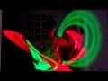 Côn nhị khúc - Côn đèn phát sáng - Slow Motion 240 fps tuyệt đỉnh