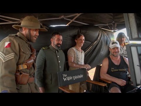 "The Water Diviner - ""Director"" Featurette [HD]"