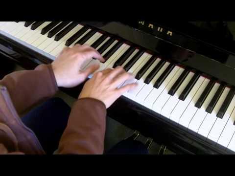 ABRSM Piano 2013-2014 Grade 1 C:3 C3 Warren Gordon Chattanooga Choo Choo Performance
