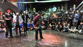 [K.O.D. 2013 USA] ▲POPPING Prelim▲Monsters Inc.