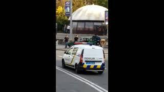 Парковка на тротуаре наказание