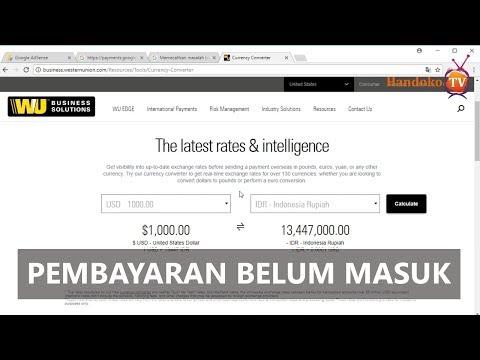 Pembayaran Google Adsense Belum Masuk ( Jangan Panik & Simak Solusinya )