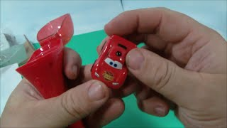 KELLOGGS CEREAL MYSTERY TOYS CARS REMOTE TOY REVIEW FROM 2006