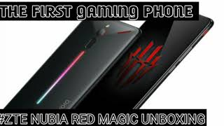 WORLD FIRST GAMING SMARTPHONE UNBOXING|REVIEW|FIRST LOOK|HAND ON SPECIFICATION