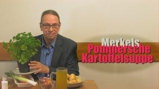 Merkels Pommersche Kartoffelsuppe - Simples Rezept direkt zum nachkochen