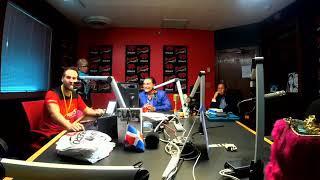 Osvaldo Rios en Rumba 100.3 Orlando 2/3