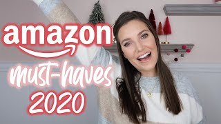 AMAZON MUST-HAVES 2020 | Sarah Brithinee
