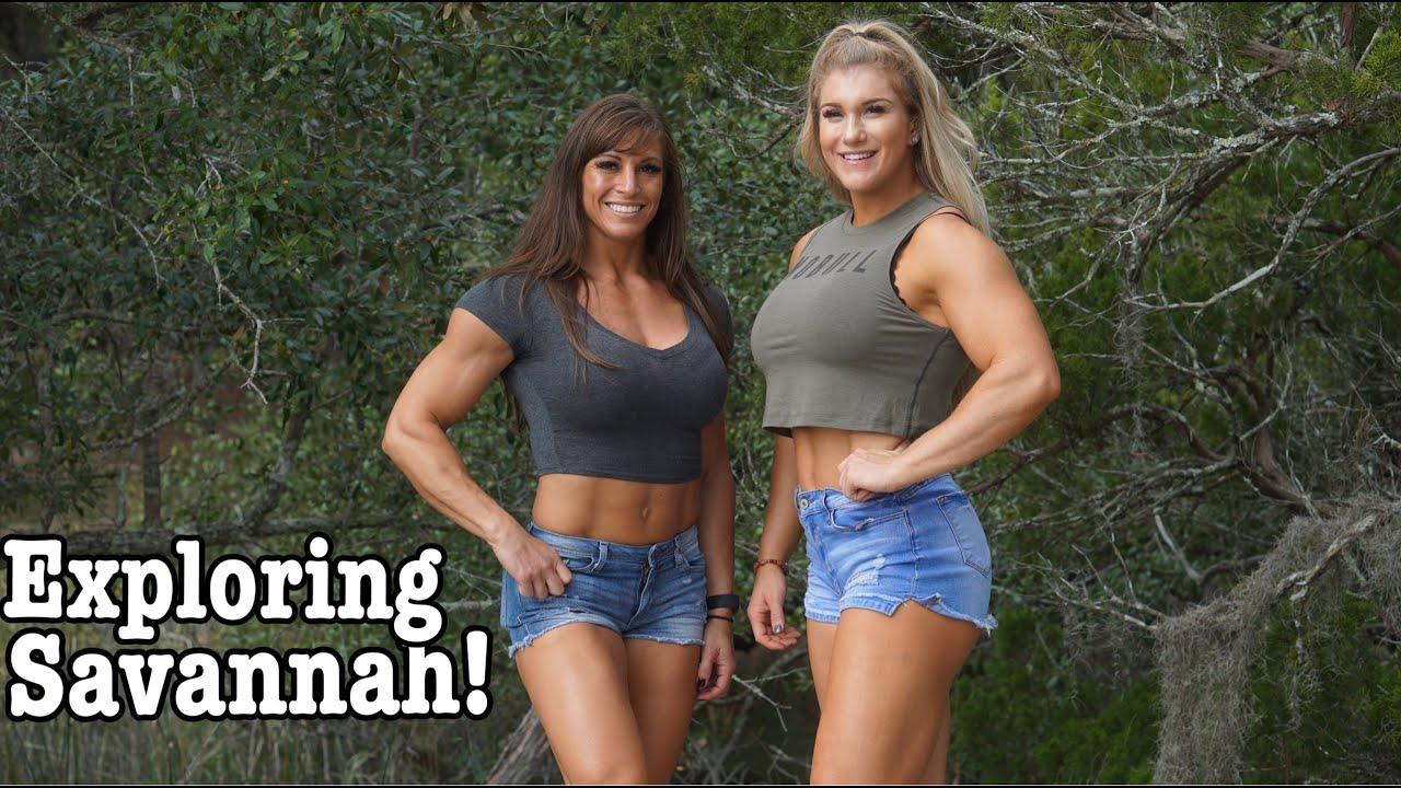 Weigh-ins for America's Strongest Woman are Over! + Exploring Savannah, GA