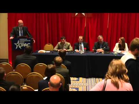 CPAC 2015 - Friends in Low Places: How Cronyism Corrupts the Free Market