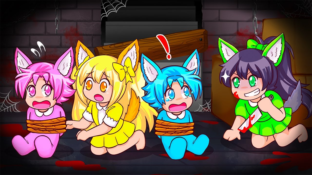 Download One Of Us Is A EVIL Baby Werewolf... (Roblox)