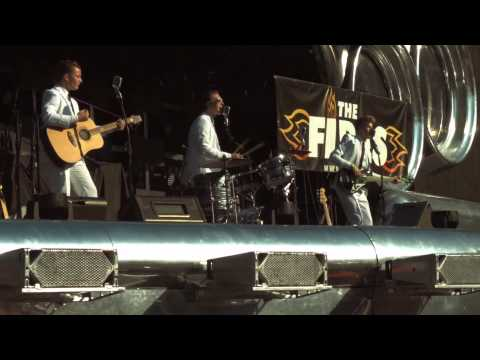 THE FIRES - Supporting Bon Jovi