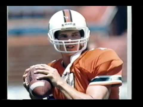Craig Erickson - University of Miami Sports Hall of Fame