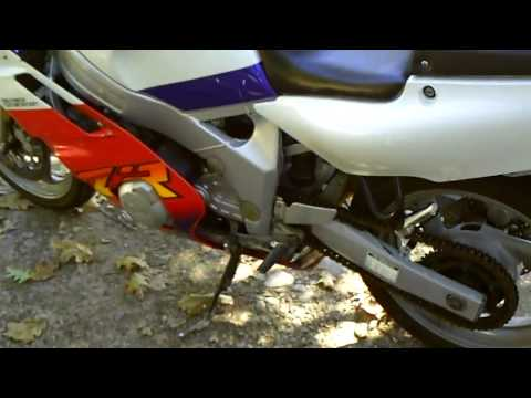 1996 Yamaha FZR600 Vance&Hines