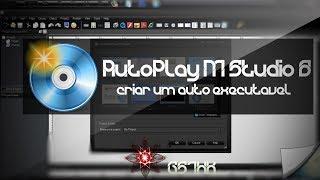 [Tutorial] Autoplay Media Studio 8. Criar Um Aplicativo Com Links! ᴴᴰ