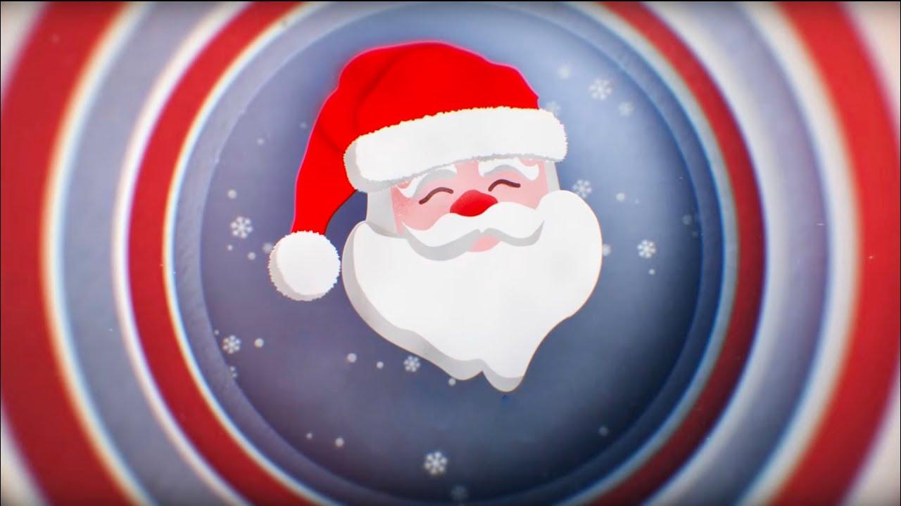 Bryan Adams - Must Be Santa (Lyric Video)