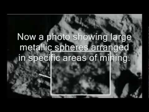 There is an alien base on the moon WWW.GOODNEWS.WS
