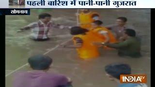 heavy rain disturb life in western maharashtra