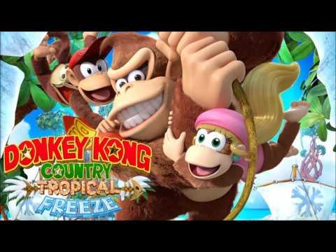 Donkey Kong Country: Tropical Freeze  Music Mix