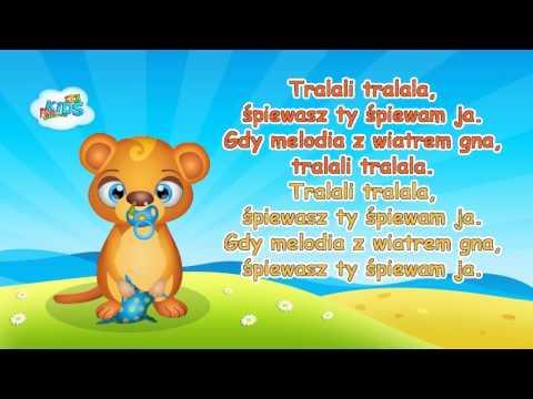 Dziecięce przeboje zestaw piosenek dla dzieci