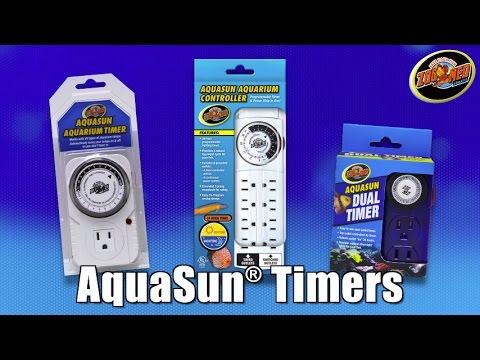 Zoo Med AquaSun 24 hours Aquarium timer