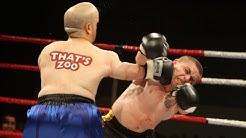 Midget Boxing World Title Australia 2008