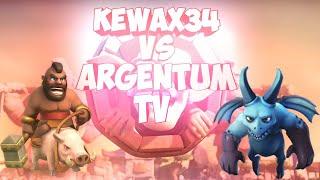 KeWaX34 VS ArgentuM Tv | Ретро-Royale против Модерн-Royale |