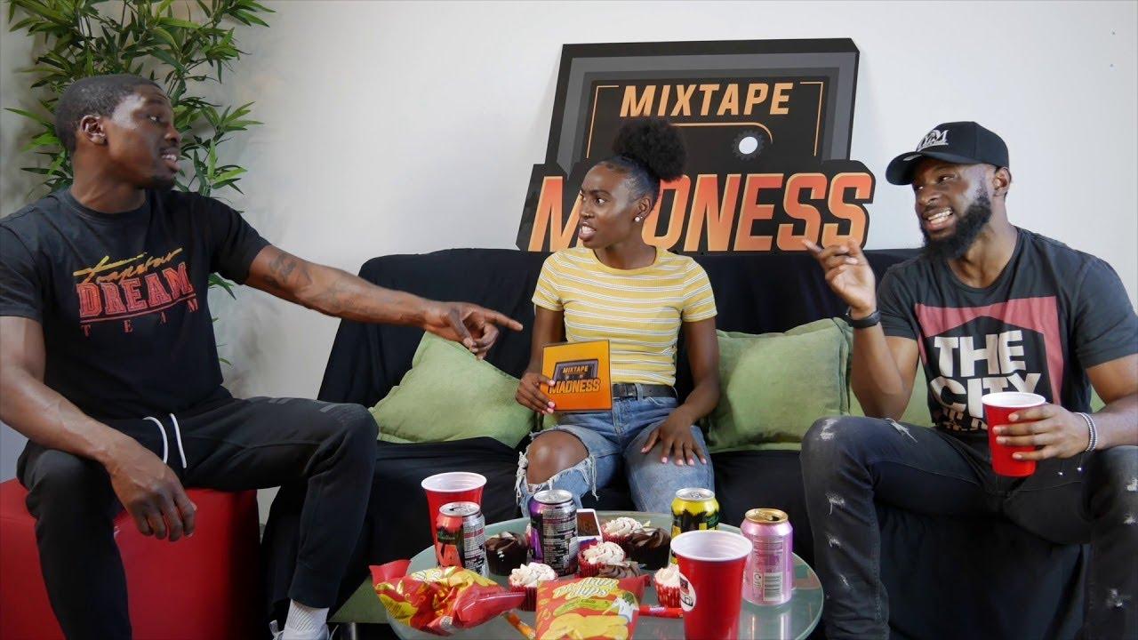 Steff Lon Don XXL Freestyle, UK Female Rap | 90sBabyShow x Kyra Wills | #NextTopic | @MixtapeMadness