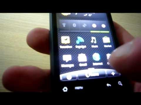 Trumpa HTC Gratia apzvalga / android.lt