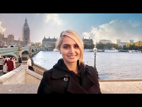 My Adventure in London !!!