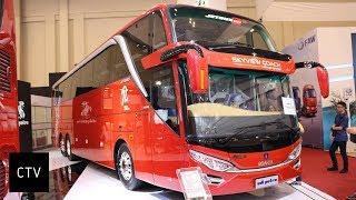 Sempati Star Scania K410IB Adiputro Skyview Coach
