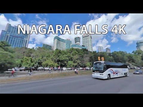 Driving Downtown 360 - Niagara Falls Canada