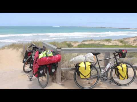 Chip and Gilbys Adventures- Ep 1- Cycling Across Australia