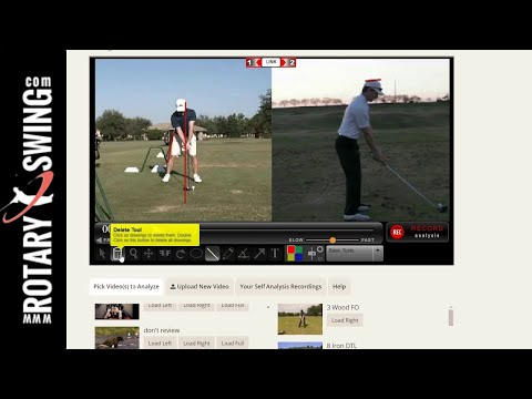 Free Golf Swing Analyzer