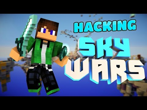 HYPIXEL NEEDS A NEW ANITCHEAT!! FIGHTING FLY HACKERS ON SKYWAYS!