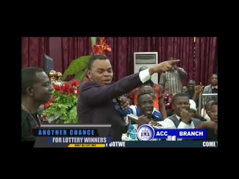 ANGEL OBINIM IS GIVING LOTTERY NUMBERS PHYSICAL AT ACCRA