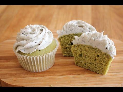 Generate Green Tea Cupcakes   sweetco0kiepie Pics