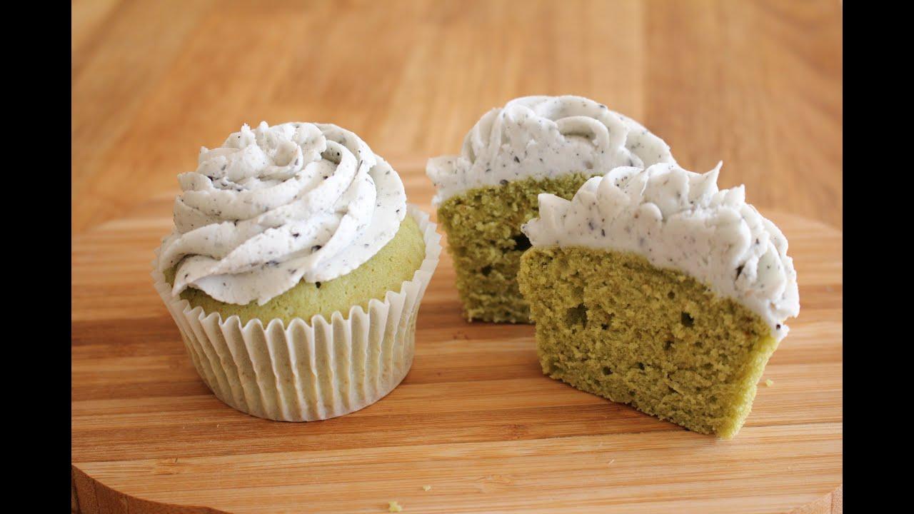 recipe: easy green tea cupcakes [7]