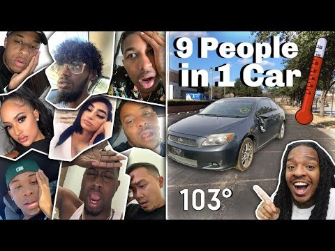 LAST TO LEAVE MY CAR WINS $10,000!!