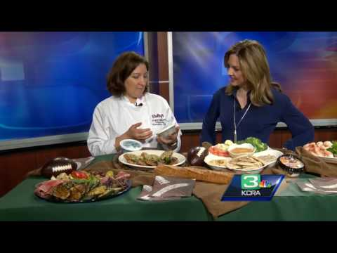 KCRA Kitchen: Healthy Super Bowl snacking