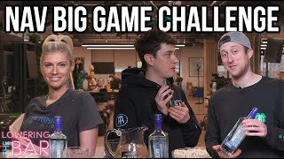 Barstool Sports Competes in NAV Big Game Challenge