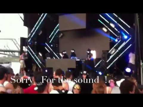 Lights & Sound Vs. Vapor (BTSM show Riverside)
