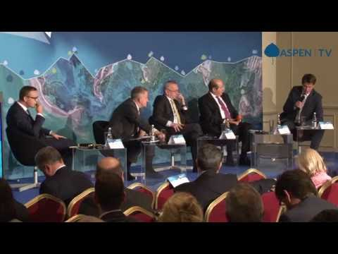 """""""Runaway Train? From Reassurance to Deterrence on the Eastern Flank"""" at Bucharest Forum 2016"""