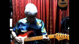 Mathilda (String Along) - guitar cover by Johny Damar